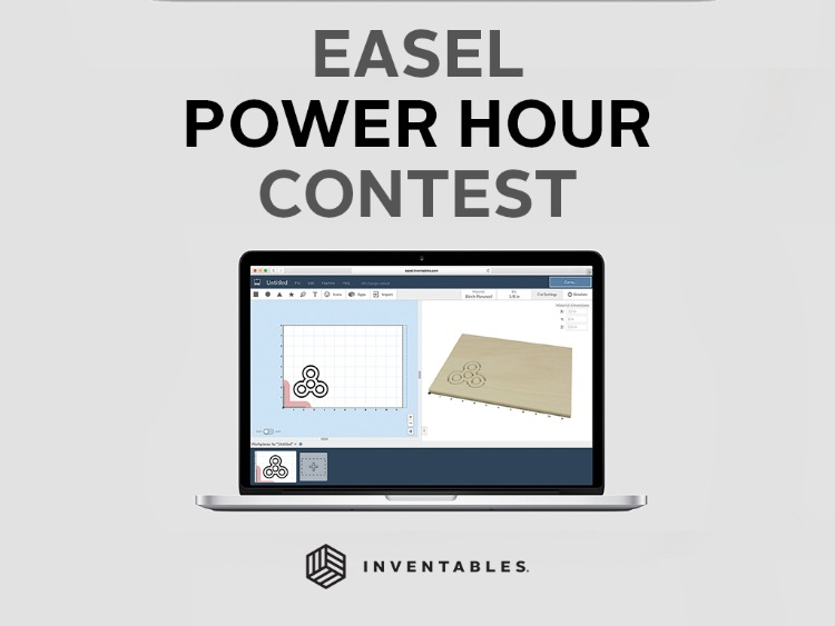 How to Enter The Easel Power Hour Contest