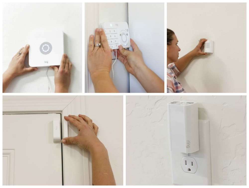 Installing The Ring Alarm Home Security Kit