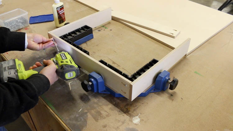 building drawer for cabinet-2