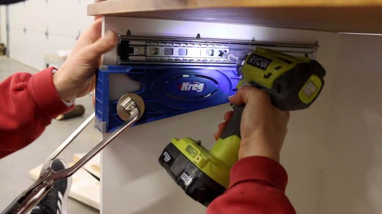 installing drawer slides-2