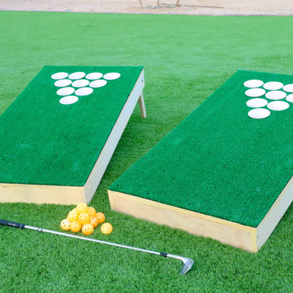 chip shot golf game diy