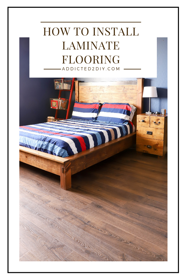 laminate flooring pin