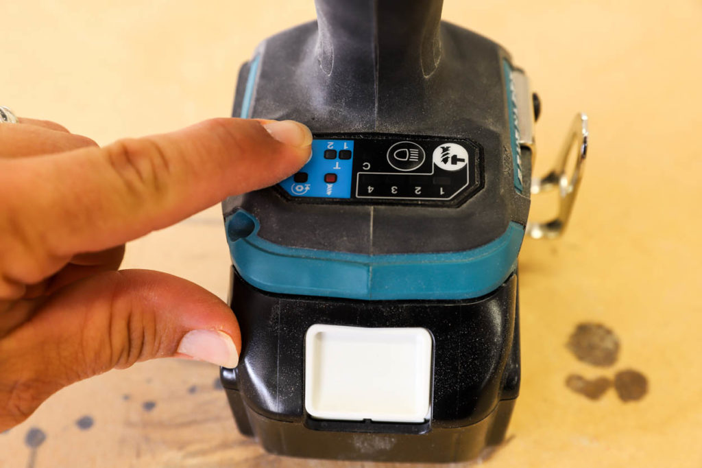 Makita impact driver features