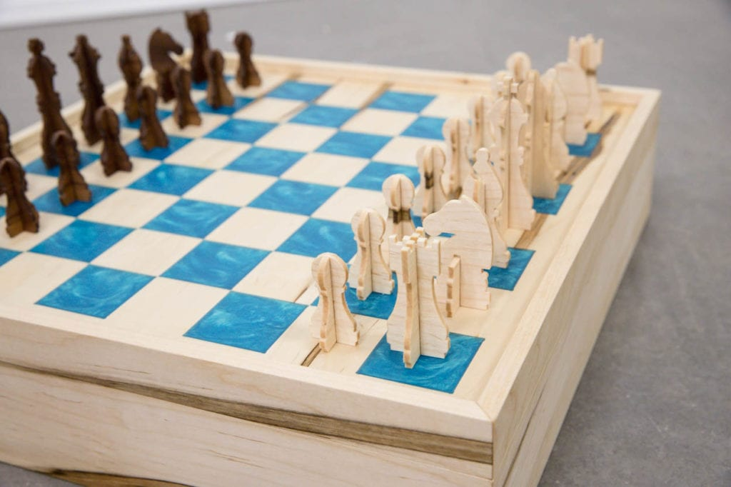 Diy Chess And Checkers Set Addicted 2 Diy