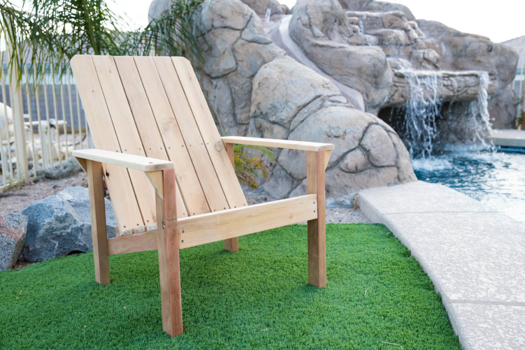 It is a photo of Printable Adirondack Chair Plans for simple